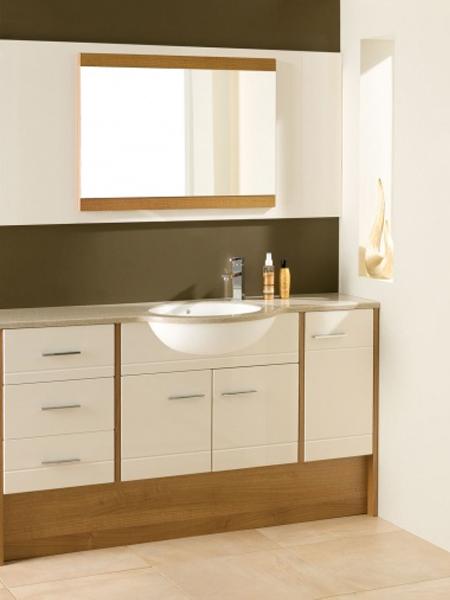 Modern Fitted Bathroom Furniture