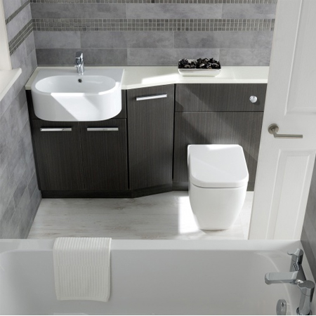 Modern Fitted Bathroom Furniture East Grinstead