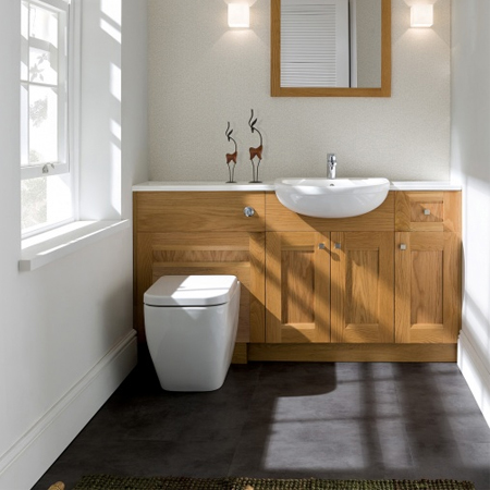 Montrose Suffolk Is Designed To Fit Any Size Bathroom Or Cloakroom