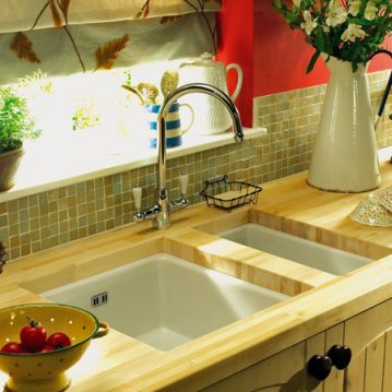 Denby Solo Undermount Sink