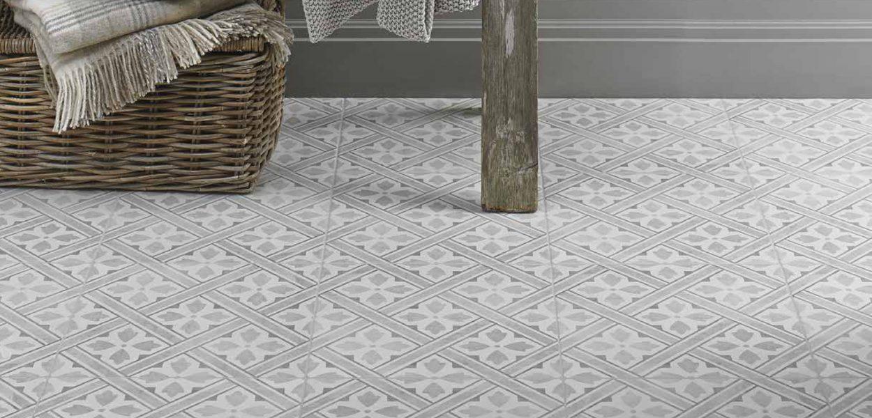 Floor Tile Banner