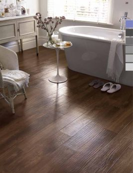 Karndean Evening Oak Vinyl Floor