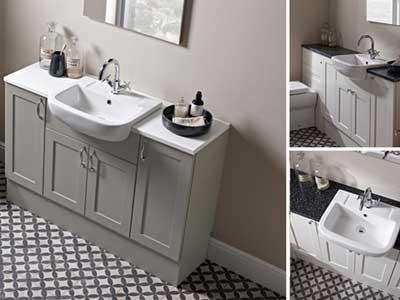 2 Bathrooms Stowe Furniture