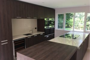 Brown Kitchen 2