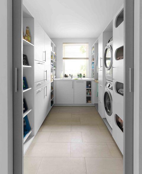 Schuller Utility Room Design East Grinstead Bathrooms