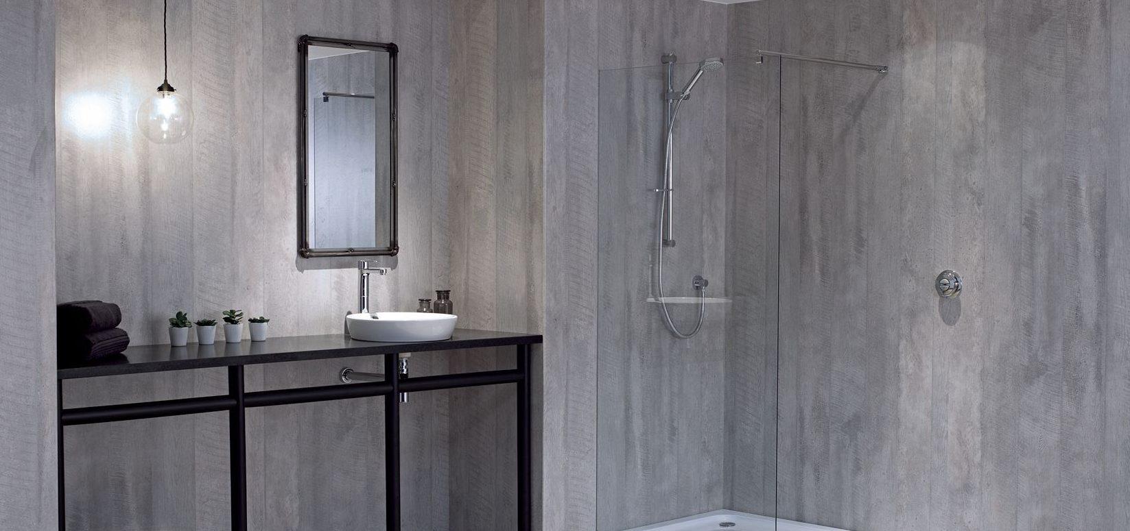 Bushboard Nuance Designer Bathroom Wall Panels